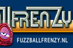 Fuzzball Frenzy logo